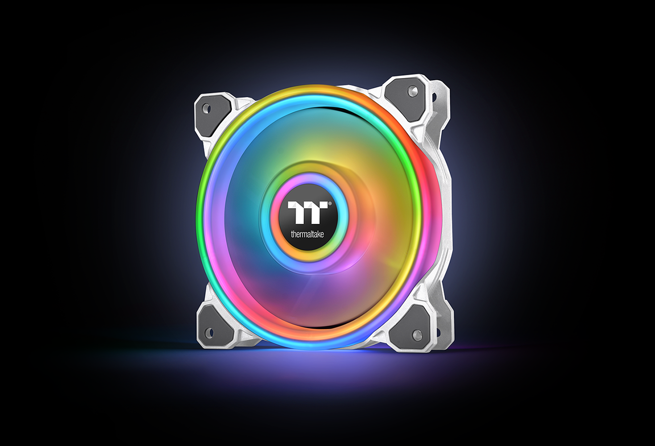 Tt Rgb Plus To Control The Fan Speed Without Switch You D Case Fans
